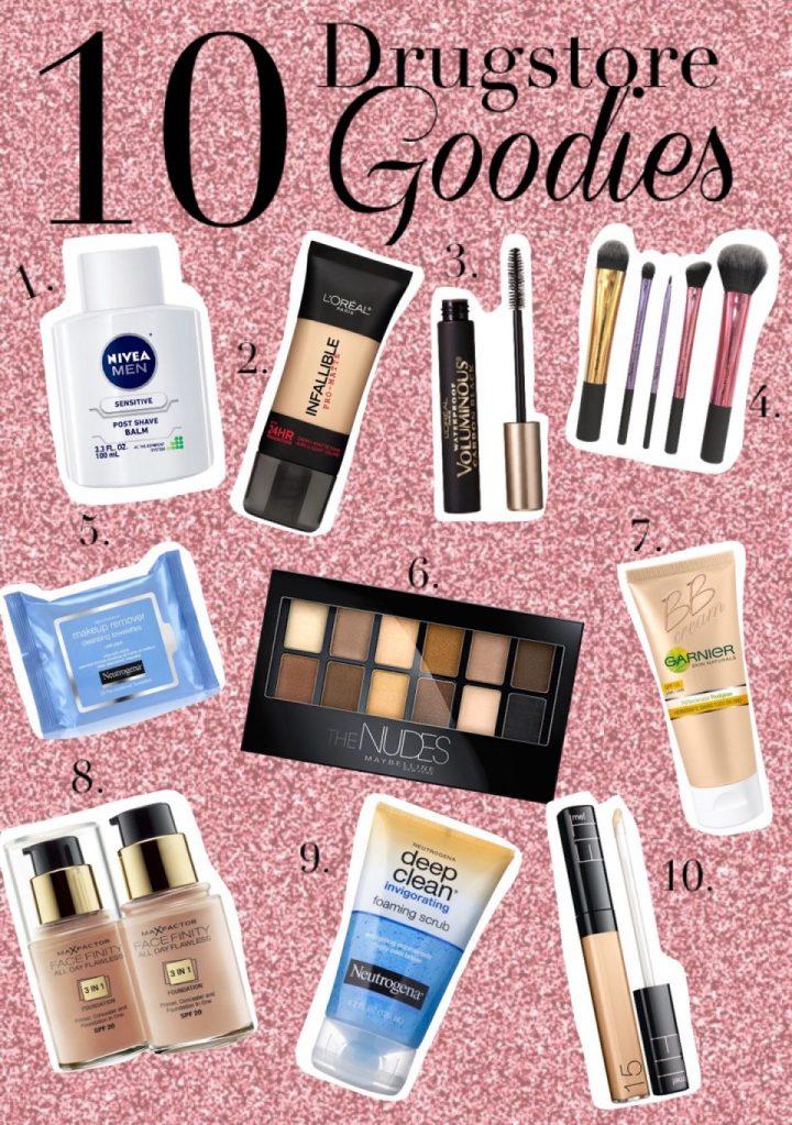 Top 10 Productos de Belleza (Que puedes encontrar en elSupermercado)