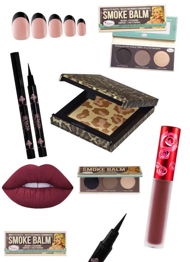 5 esenciales de maquillaje que no te pueden faltar cuando salgas deviaje.