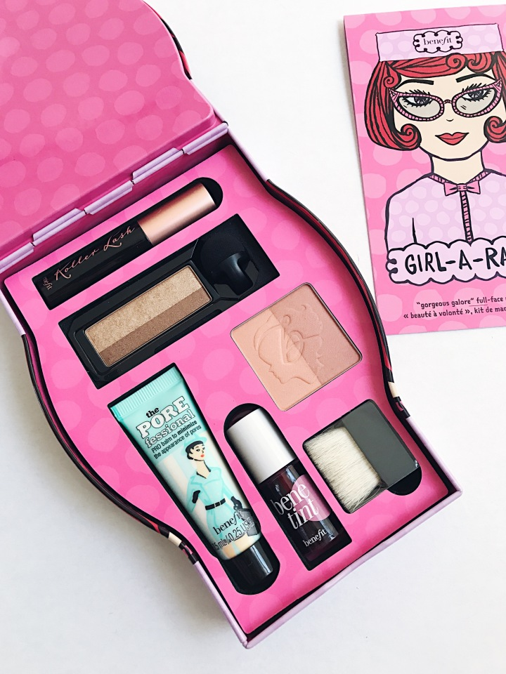 MUST HAVE: BENEFIT Christmas Holiday Sets AW16: GIRLS, GIRLS, GIRLS &  They're Real! Big SexyKits.