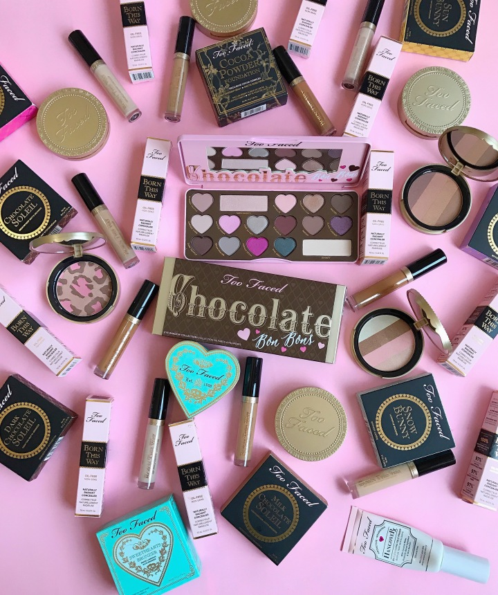 MAKEUP GOODIES: TOO FACED.