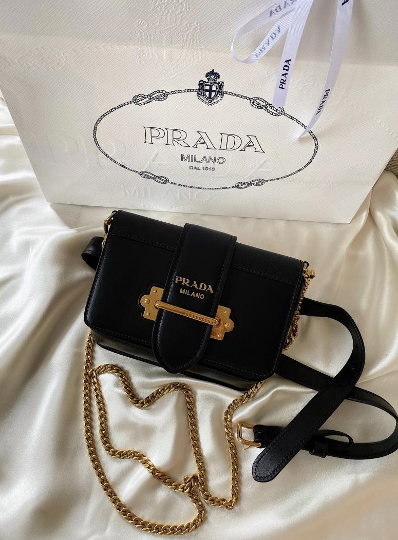 PRADA CAHIER BELT BAG
